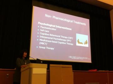 Trainee Research Symposium Nov 6, 2015 - Deirdre Ryan
